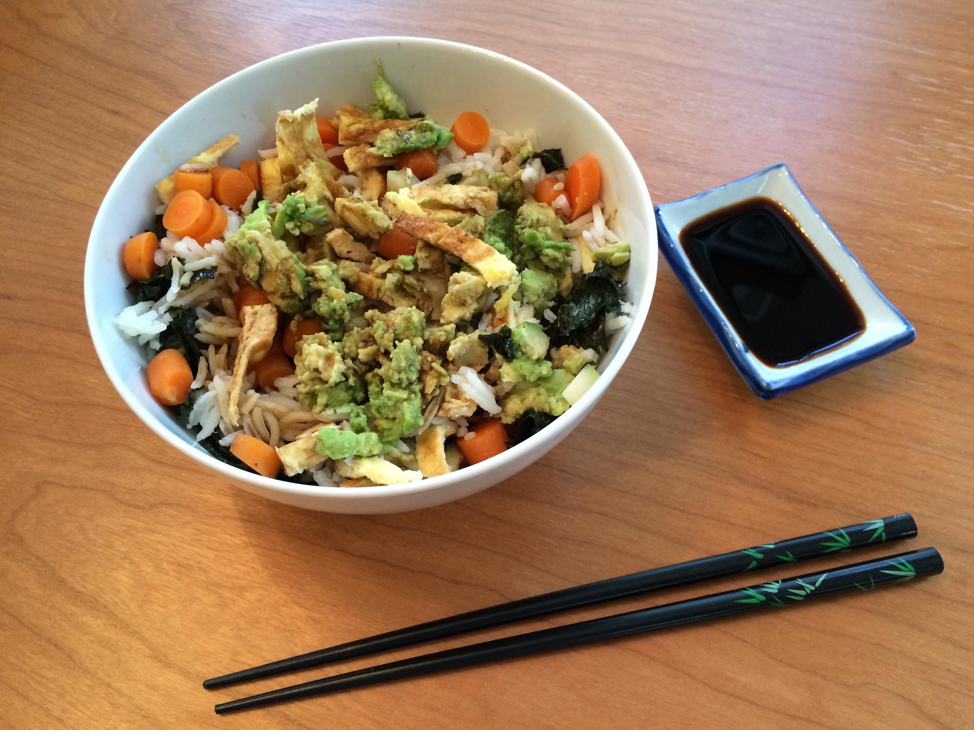 Easy Japonese dinner
