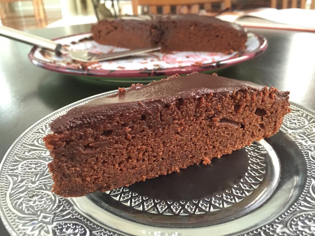 Israeli chocolate cake